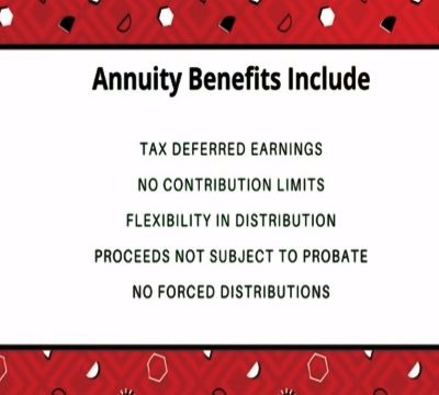 Annuity Benefits (1)